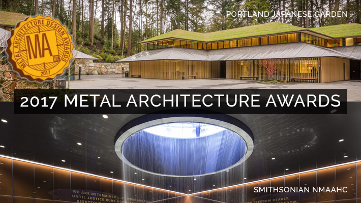 2017 Metal Architecture Design Awards