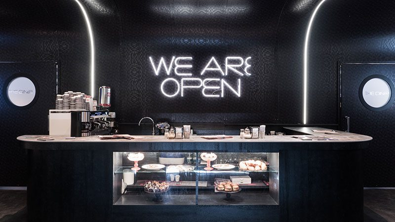 The Diner Installation 1