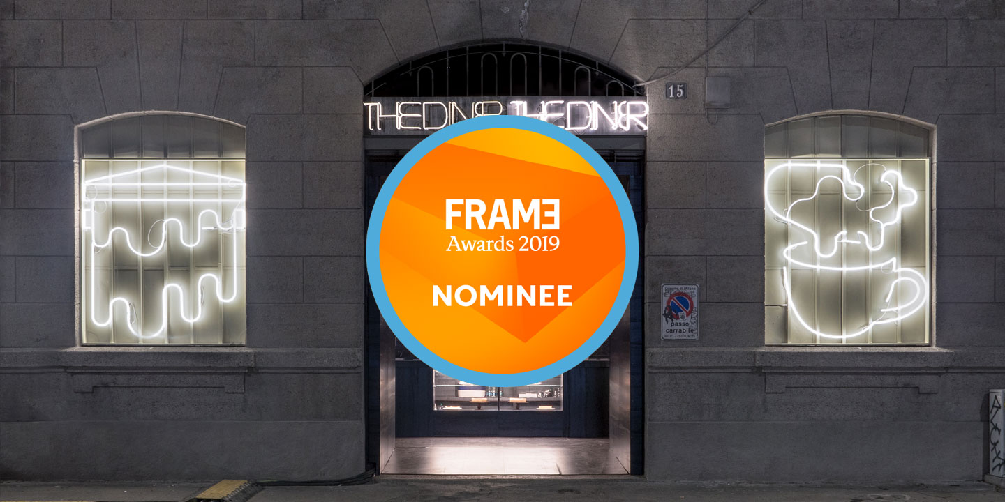 Frame Award Winner