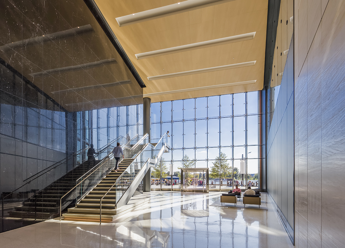 1000 Maine Avenue, Location: Washington DC, Architect: Fox Architects